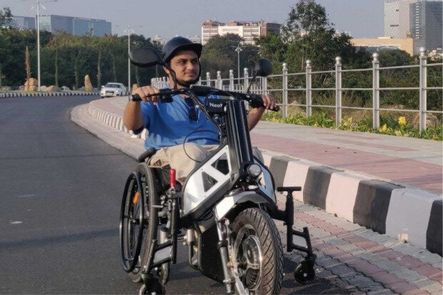 'NeoBolt' First Indigenous Motorised Wheelchair of India Developed by IIT Madras: Current Affairs 24/08/21 School Megamart 2021